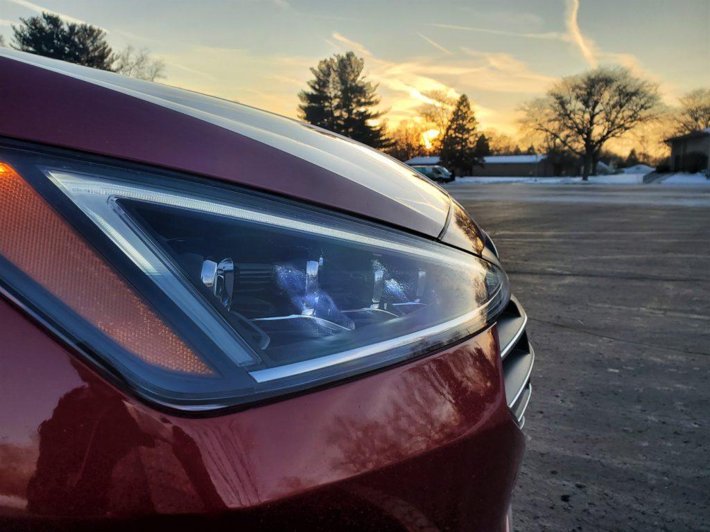 2020 Hyundai Elantra Headlight