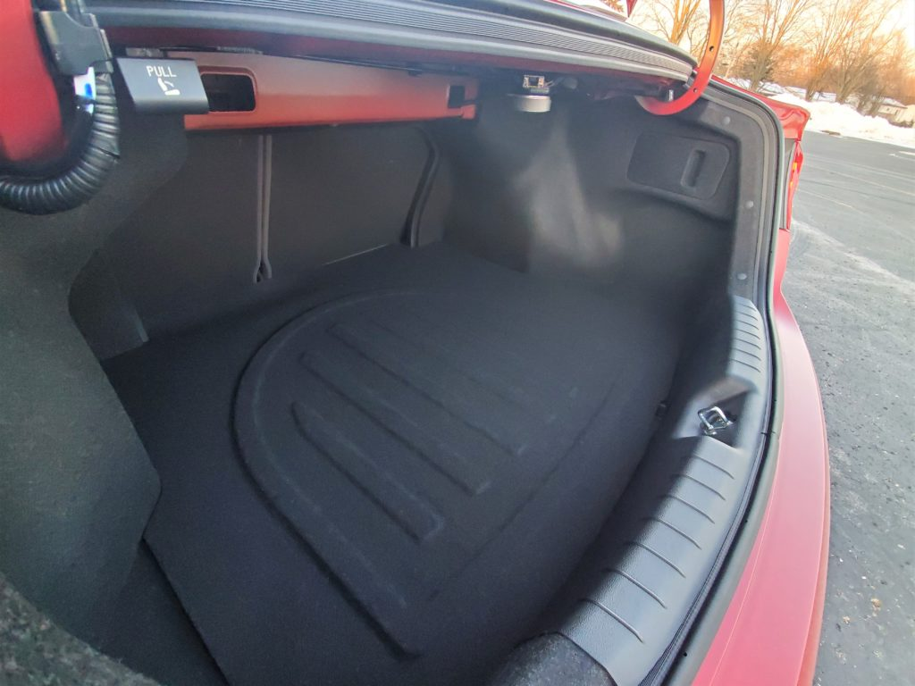 2020 Hyundai Elantra Trunk