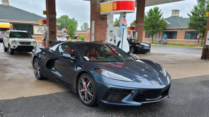 2020 chevrolet corvette fueling