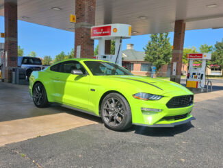 ford mustang ecoboost mpg