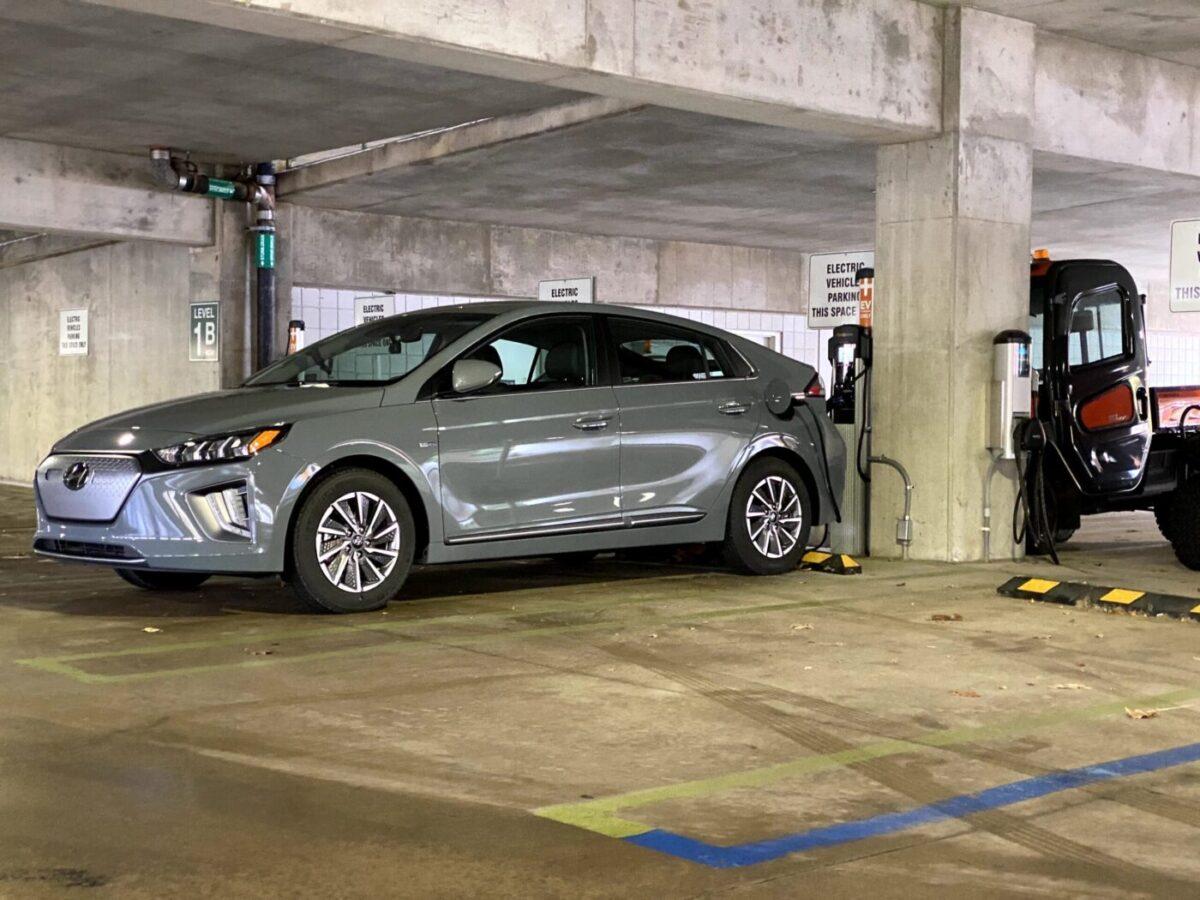 2020 Hyundai Ioniq Electric Range
