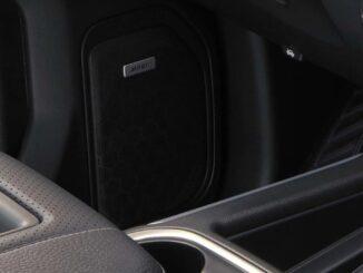Chevrolet Silverado Bose Audio System